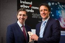 eGovernment Award for IrishGenealogy.ie