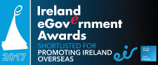 2017 Ireland eGovernment Awards for Irish Genealogy.ie