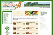 GreenEarthOrganics.ie online shop
